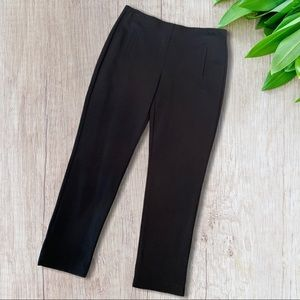 Chico's Black Ankle Pants